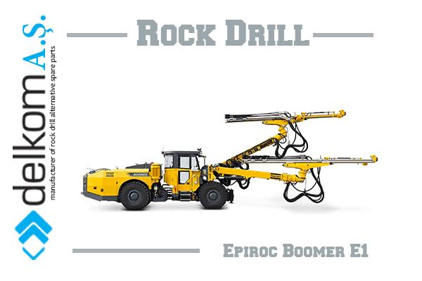 BOOMER-E1