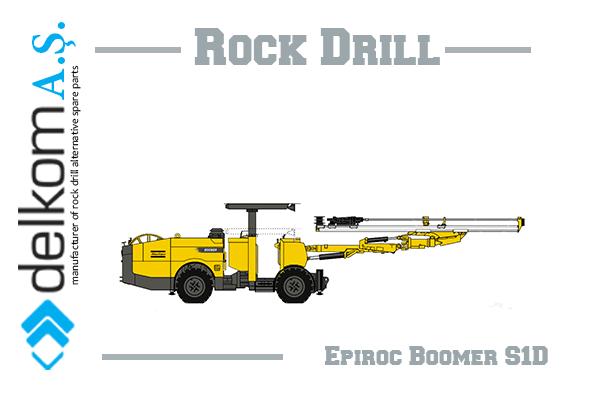 BOOMER-S1D