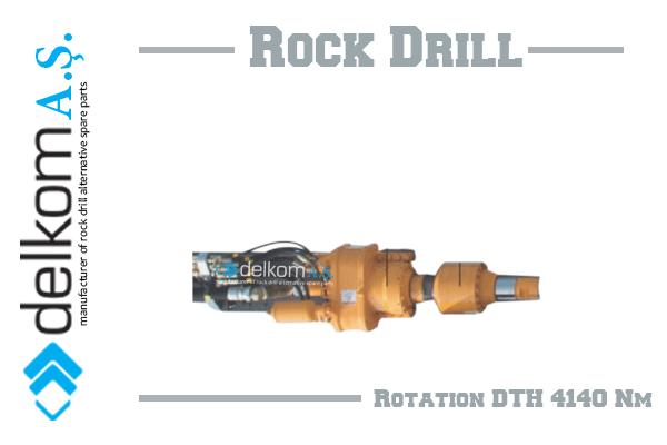 JD2000-ROTATION-DTH-4140NM