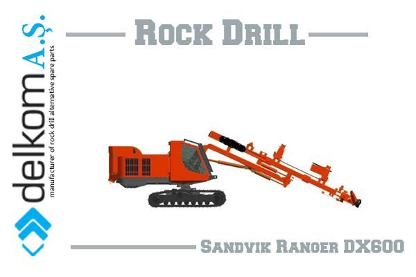 RANGER-DX600