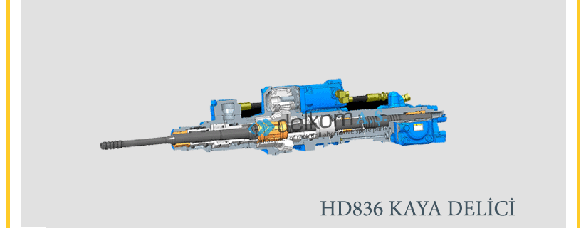 FURUKAWA HD836