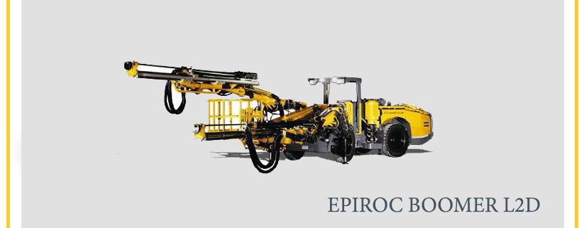 EPIROC-BOOMERL2D