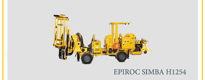 EPIROC-SIMBA-H1254