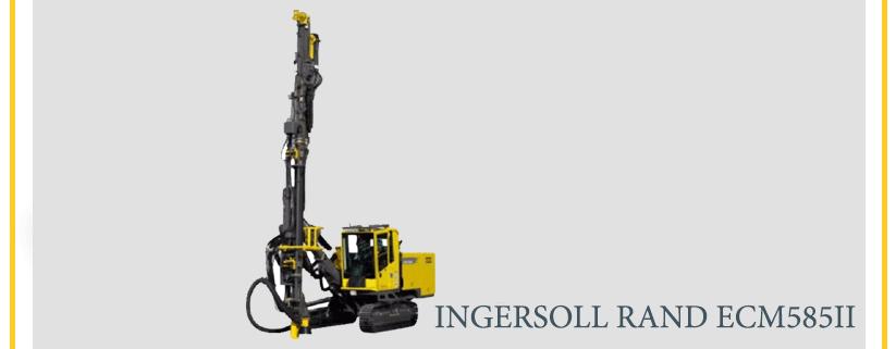 INGERSOLL-RAND-ECM585II