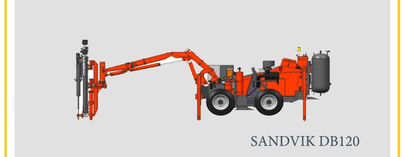 SANDVIK-DB120