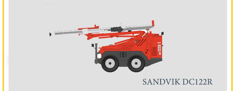 SANDVIK-DC122R