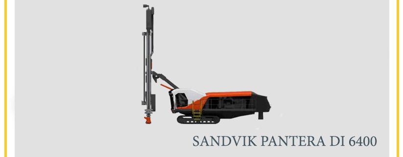 SANDVIK-PANTERA-DI-6400
