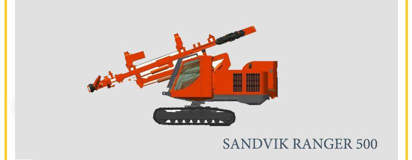 SANDVIK-RANGER-500