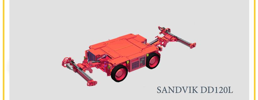 Sandvik-DD120L