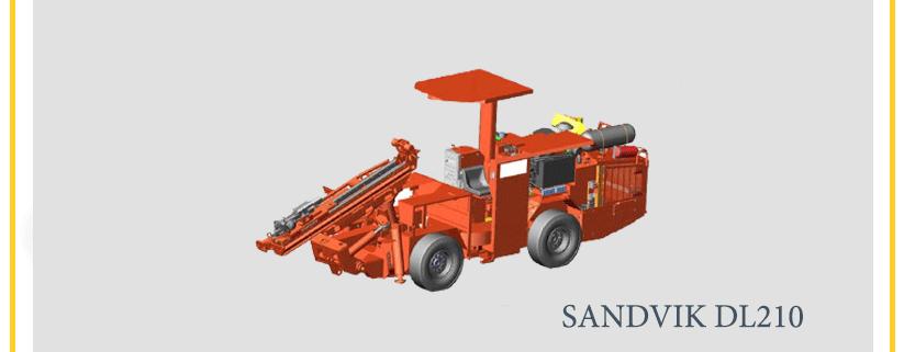 Sandvik-DL210
