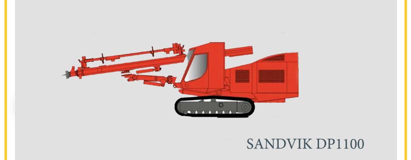 Sandvik-DP1100