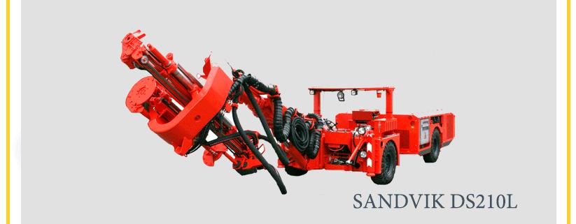 Sandvik-DS210L