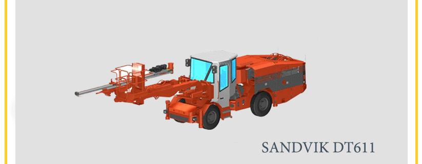 Sandvik-DT611